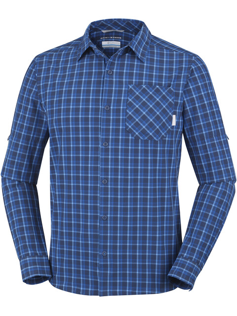 Columbia Triple Canyon - T-shirt manches longues Homme - bleu